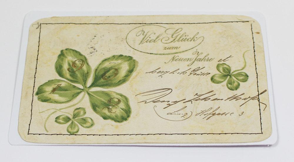 vintage-card-new-year-clover leaf_3.JPG