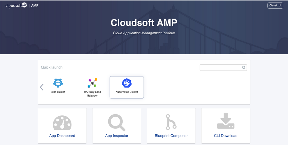 Automate deployment and management of kubernetes clusters with from the amp home screen scroll through the applications in the quick launch pane until you reach kubernetes cluster you can also type kubernetes in malvernweather Gallery