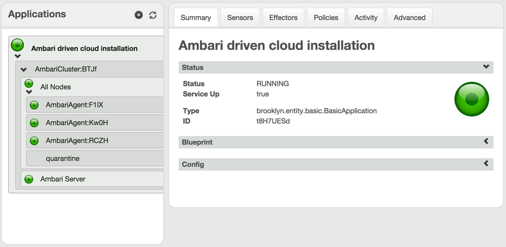 Deploying an hadoop stack to a cloud using brooklyn and ambari once ambari has been installed and started you should see something like the following screenshot malvernweather Image collections