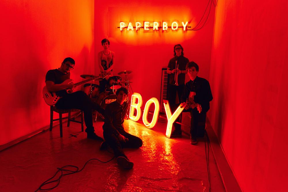 Paperboy - ©DeanChalkley