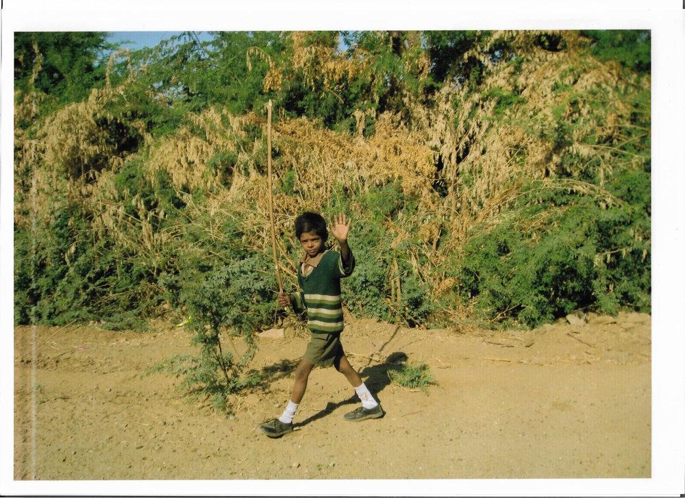Indian Boy (India 2008 ©MiloMcKinnon)