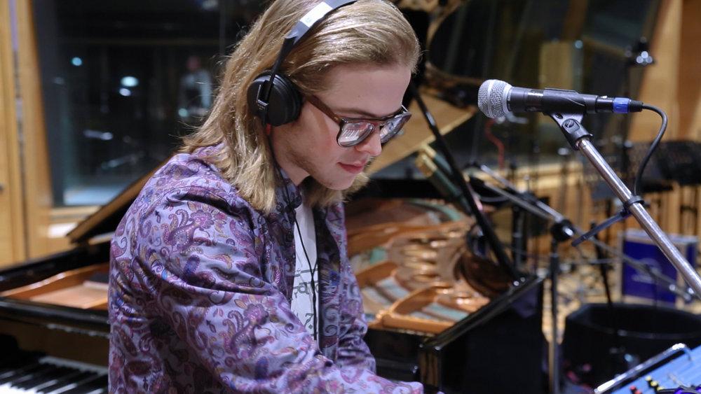 PAPERBOY at Air Studios