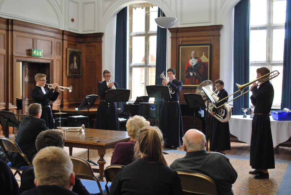 Christs Hospital Brass Quintet