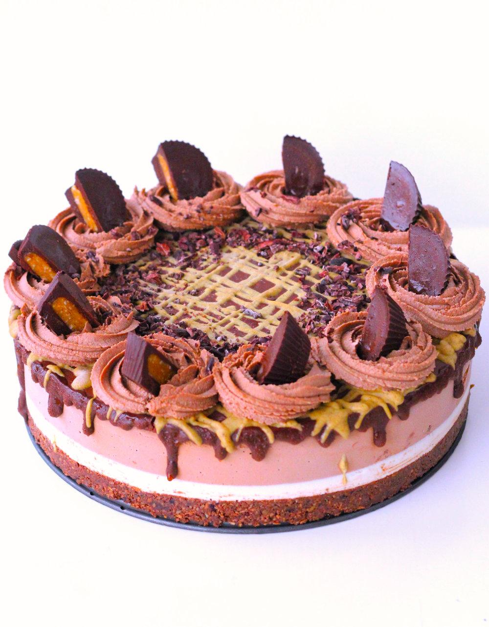 Choco mocca peanut butter cake_2.jpg