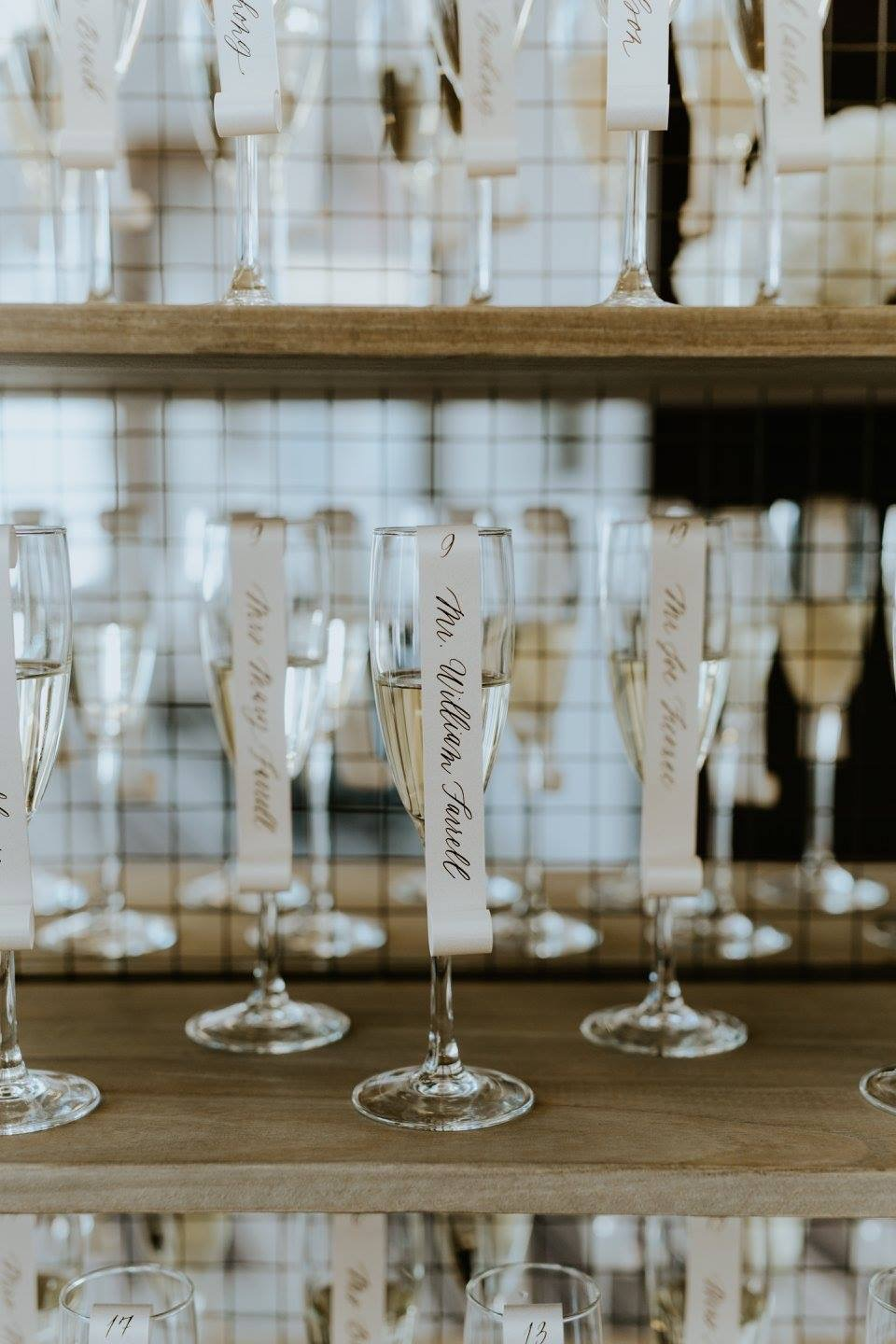Real Wedding: Jen and Andy - Downtown Omaha | Miranda Writes