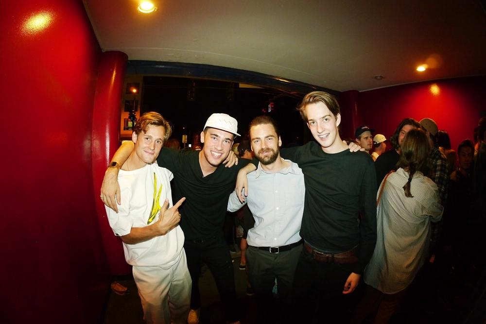 (FWIL27) Men of the night! Sebo, Tom, Mark & Miles..JPG