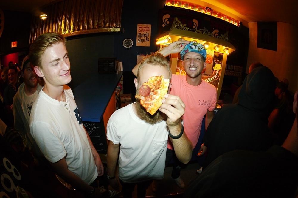 (FWIL30) Pizza face Illgander & Marcus Harvey..JPG