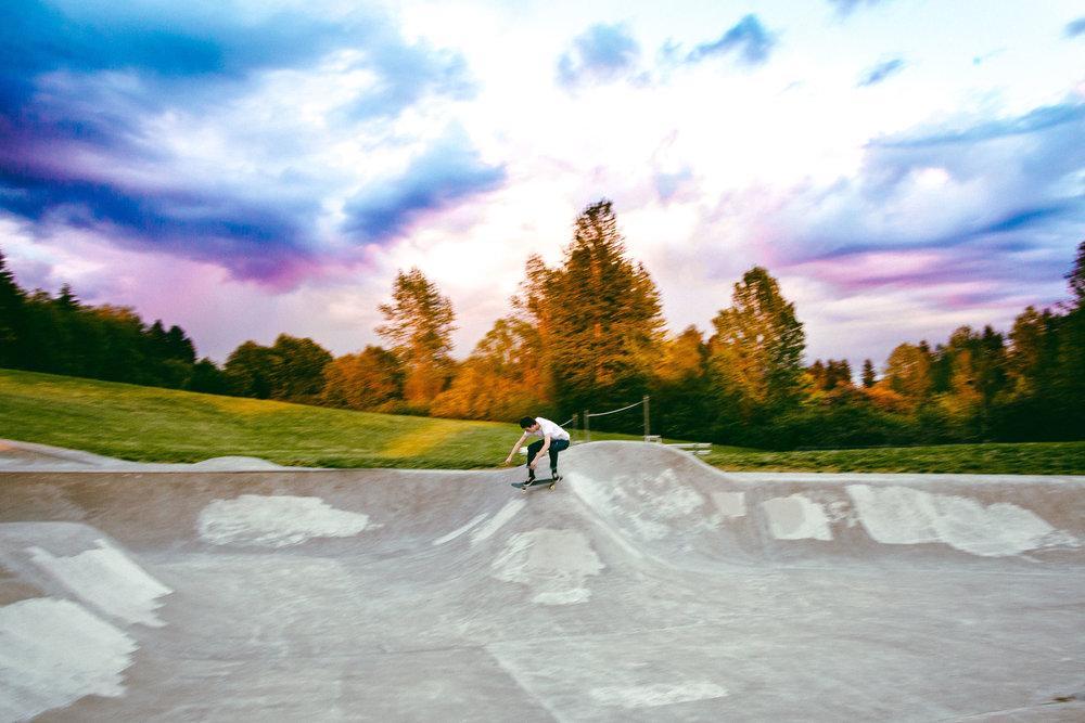 miles grube gabriel park portland skateboarding