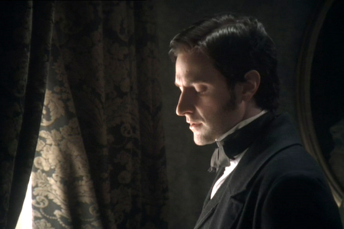 the BBC's John Thornton in his silent anguish