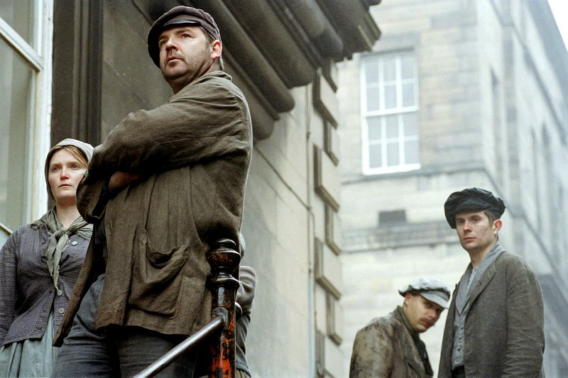 Higgins and the working class in the BBC's 'North and South.'