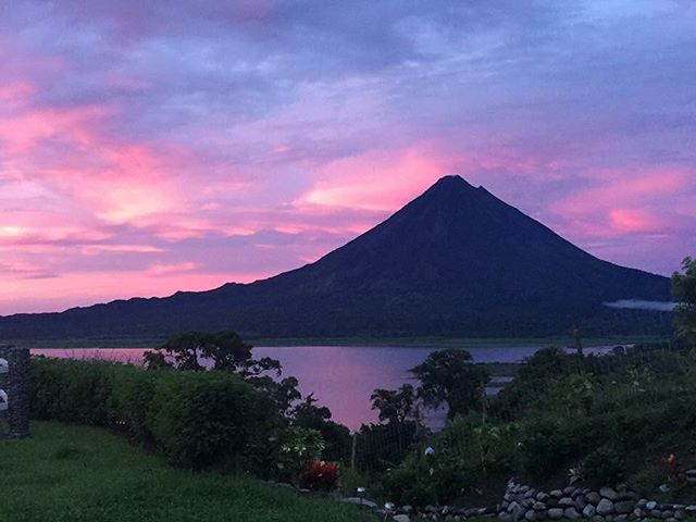 Nothing beats nights like these in Costa Rica.