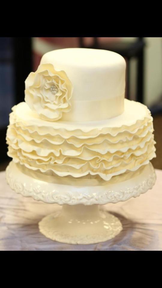 Wedding Cakes — Sassy\'s Cafe & Bakery