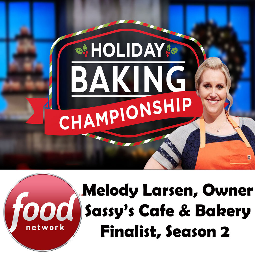 Food network Holiday Baking Championship Season Two Finalist