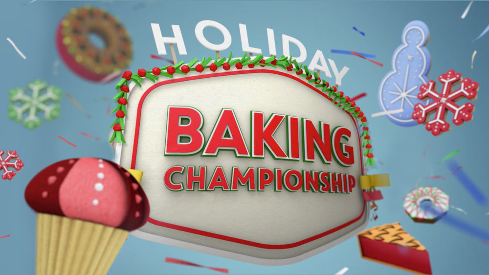 Holiday Baking Championship Season 2