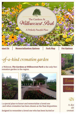 Web-Copywriting-Willowcrest-Park-Funerals-Preview-WritePunch
