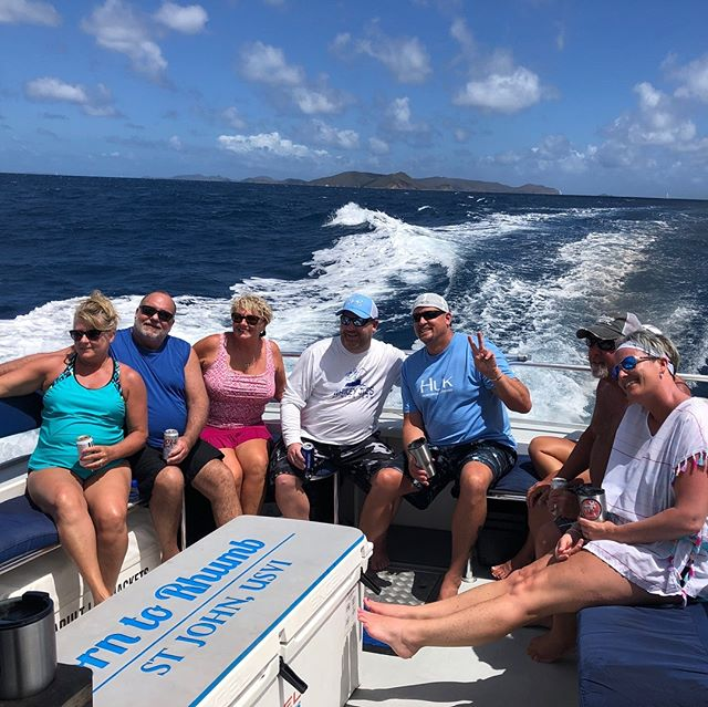 Another couple of great days on the water with these groups! Spring break is upon us....is your day with us booked? 🤔😎🚤 www.borntorhumb.com