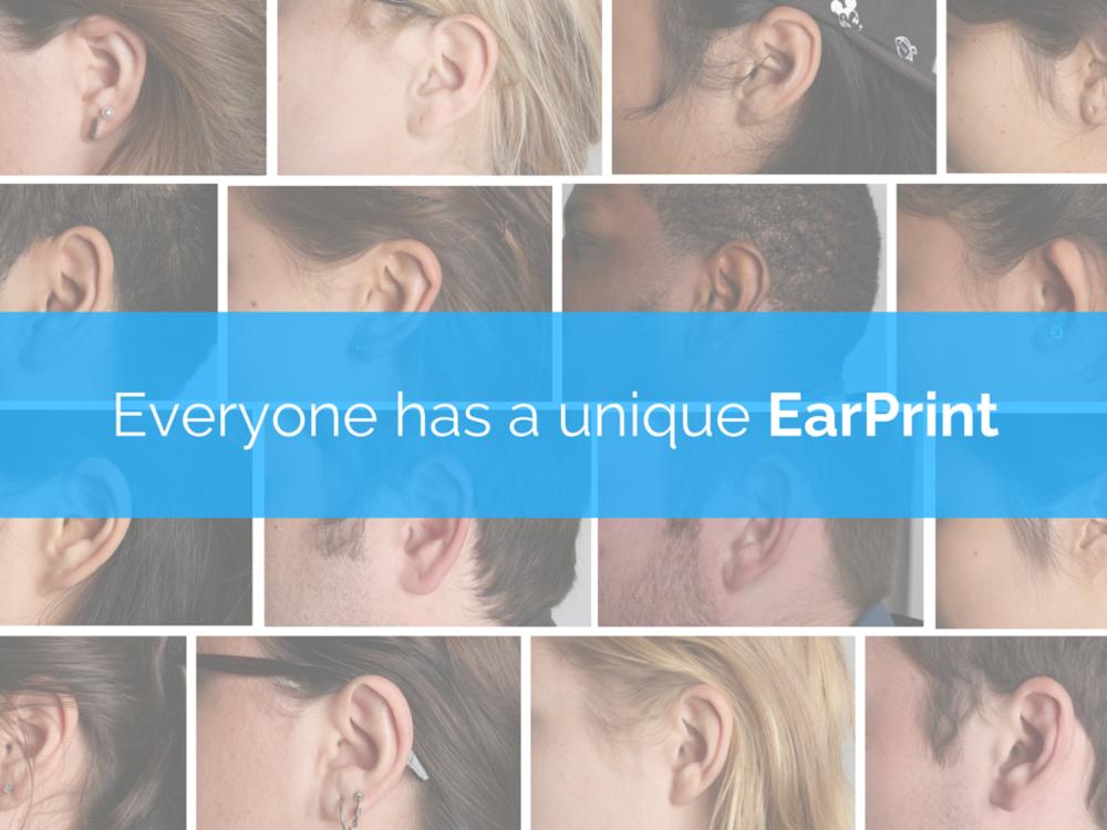 earprint