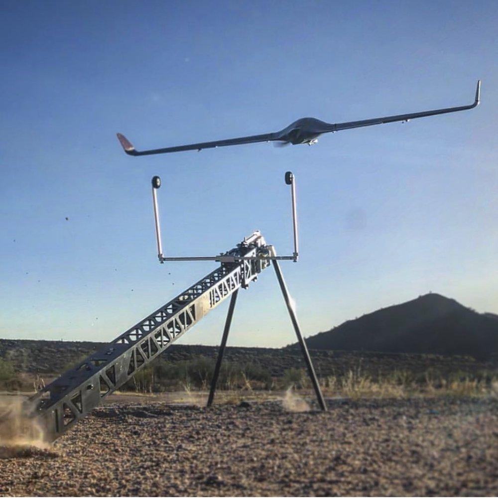 X8 UAV Launch.jpeg