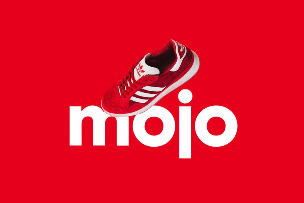 Mojo Footwear Blog Branding /UI/UX - 2015