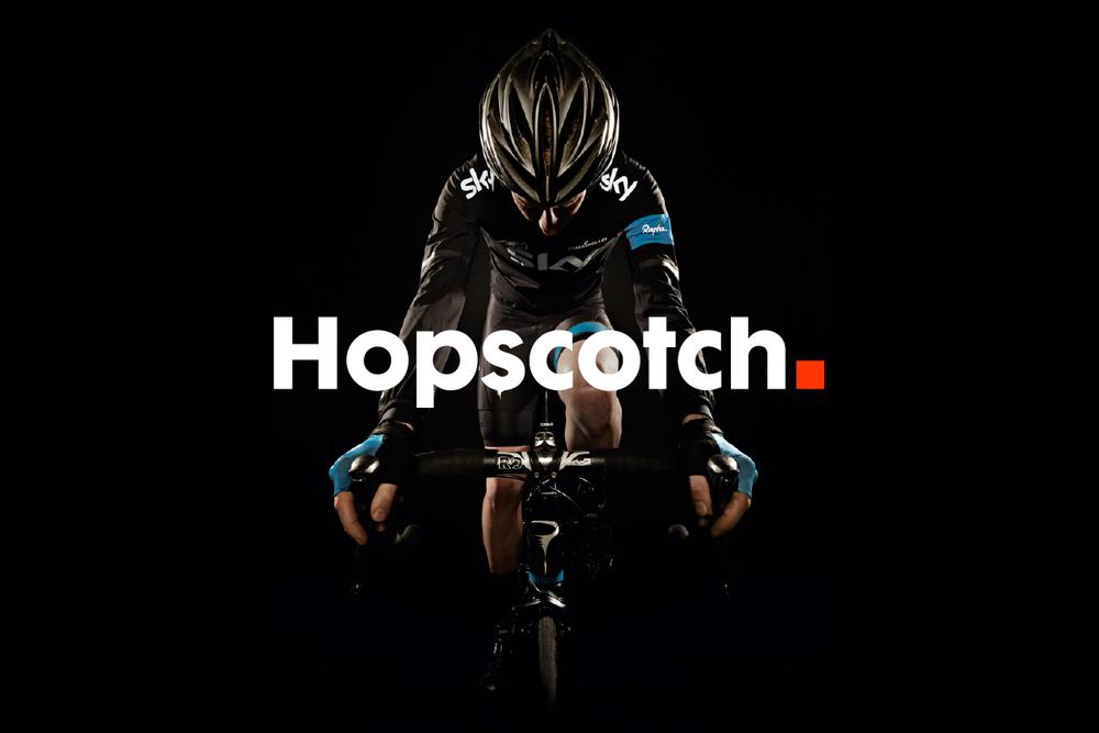 Hopscotch Bicycle Co. Branding / UI/UX - 2014