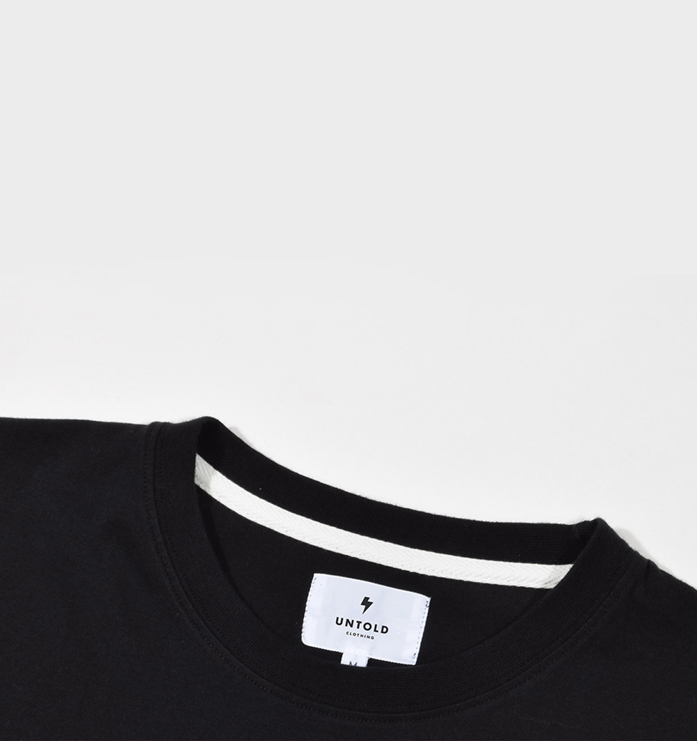 Untold Clothing Branding - 2014