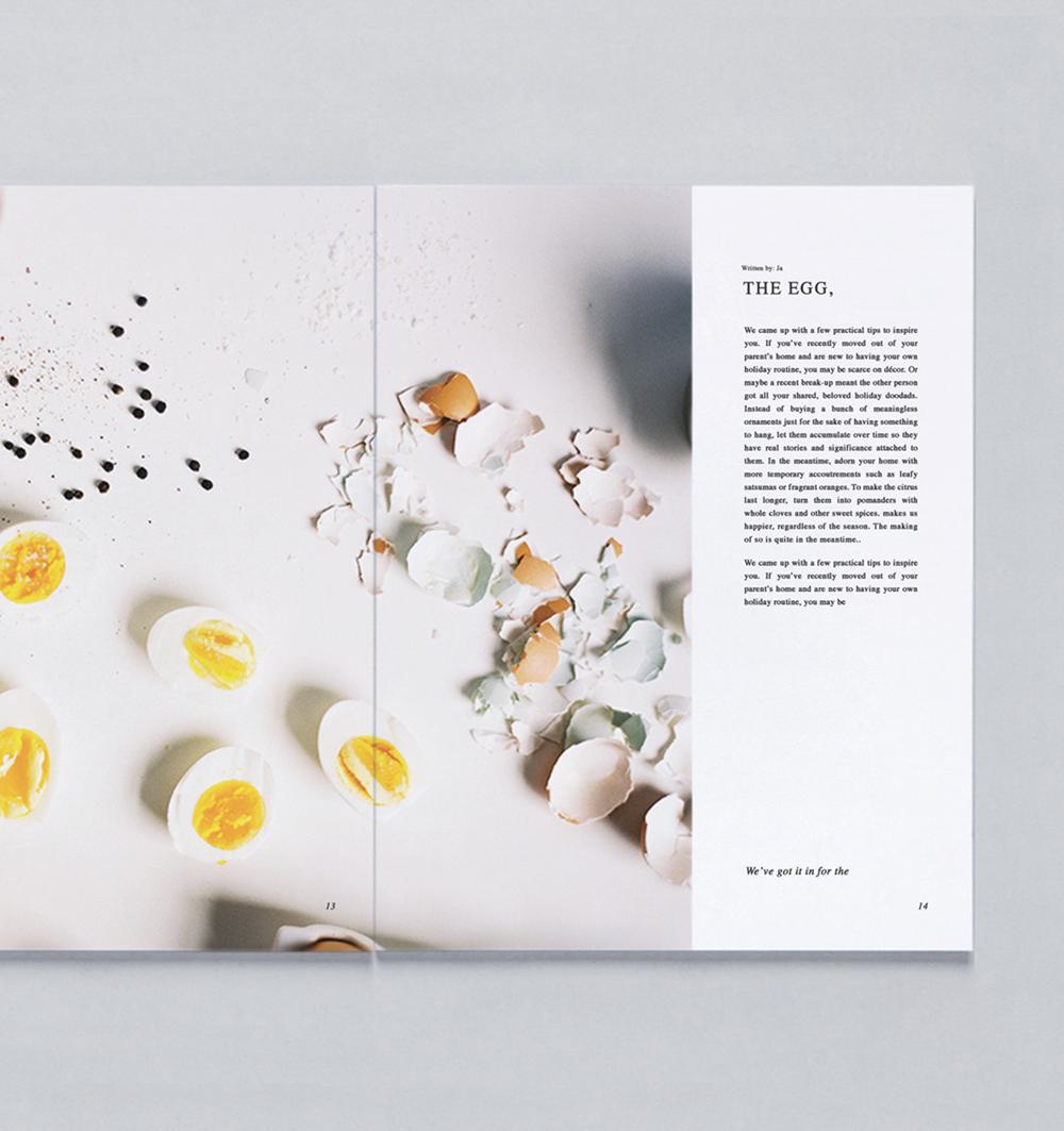 Goodness Magazine Editorial / Print - 2014