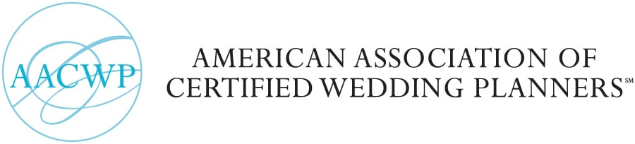 solrun is certified as a trained wedding planner with the american association of certified wedding planners