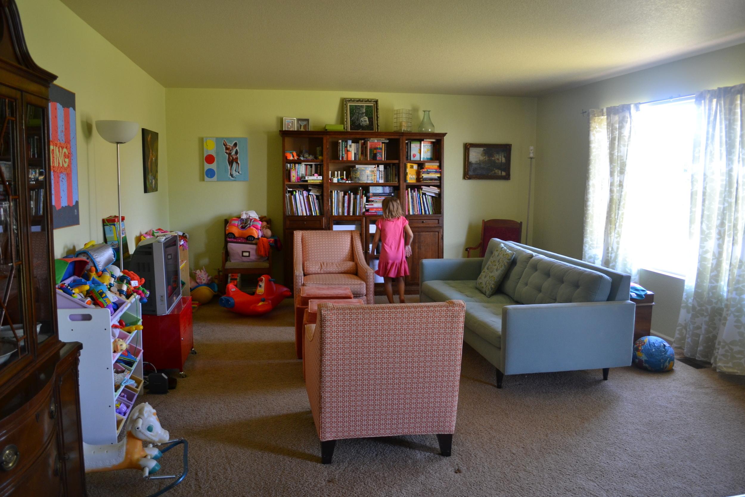 A family room