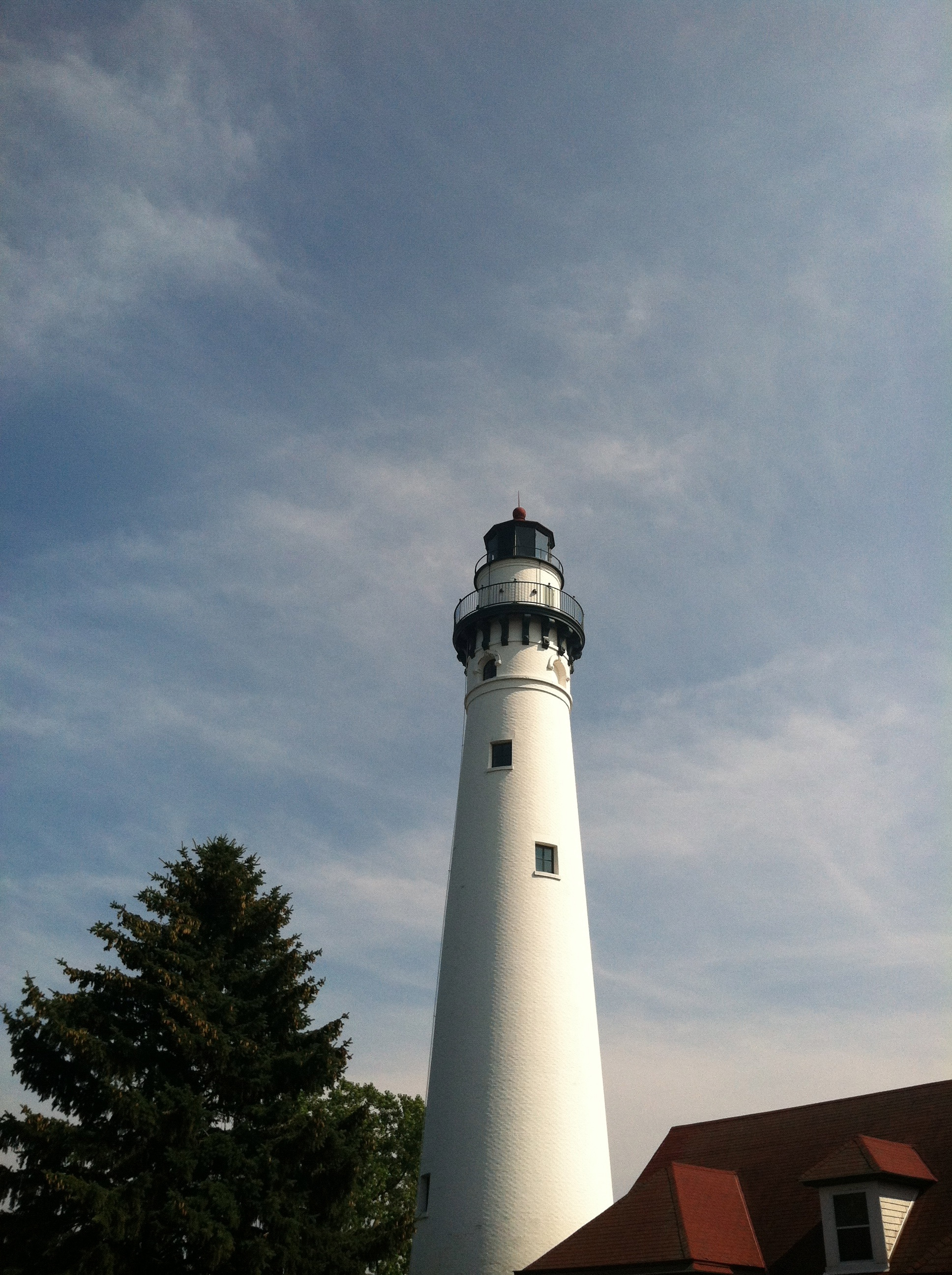 Wind-Point-Lighthouse