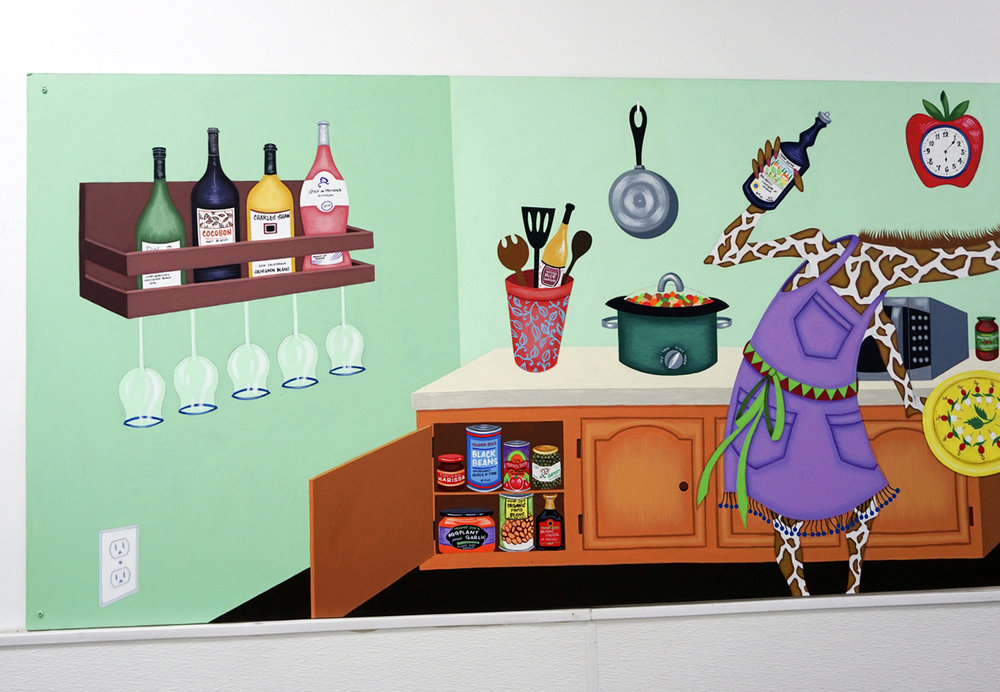 2017-Jeaneen Carlino-Mural Art-Painting-Party in the Kitchen-2.jpg