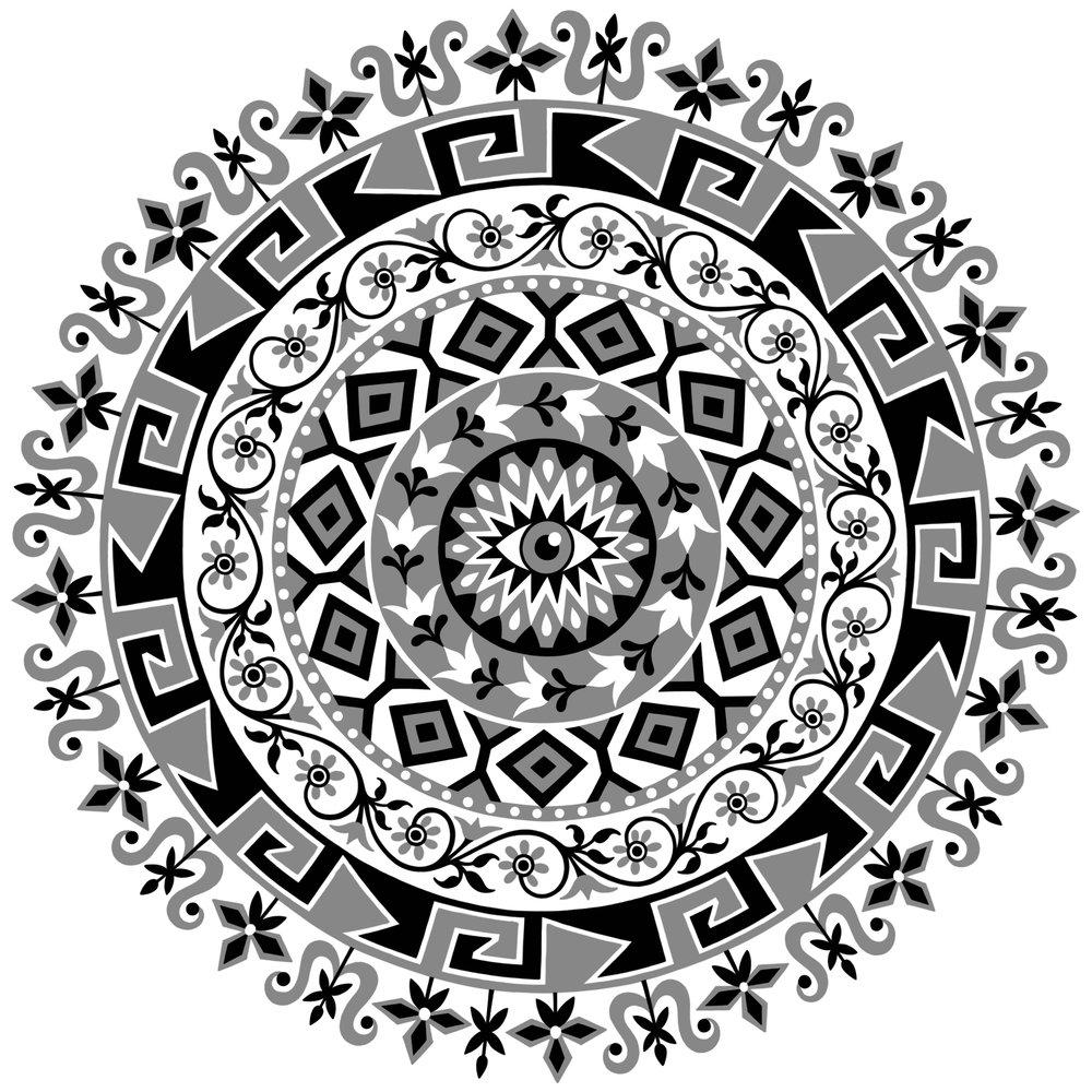Ojos Mandala