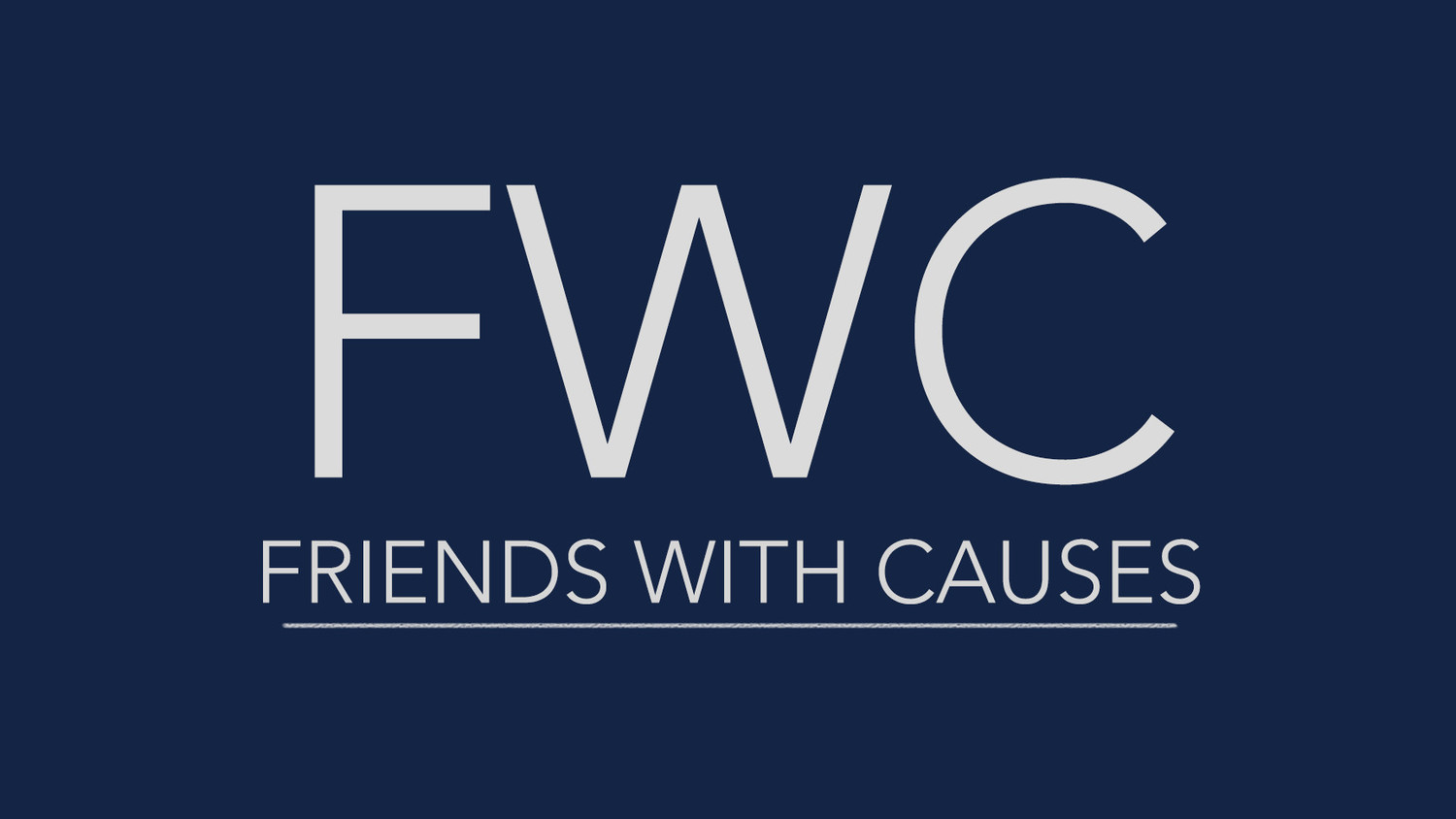 Friends With Causes