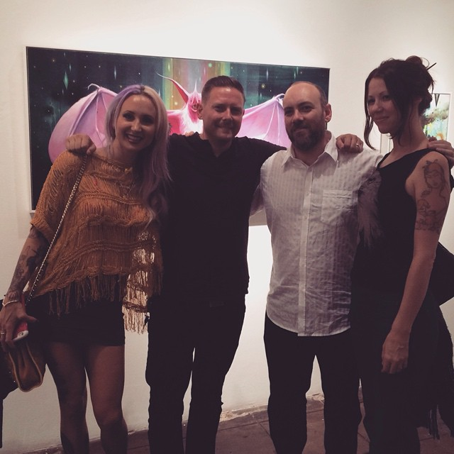 A lot of love for these guys @nataliafabia @craola @jeffsotoart #gregsimkins #nataliafabia #jeffsoto