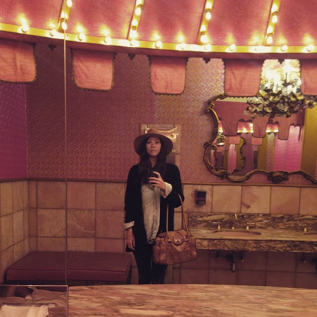 The long road back to … (at Madonna Inn)
