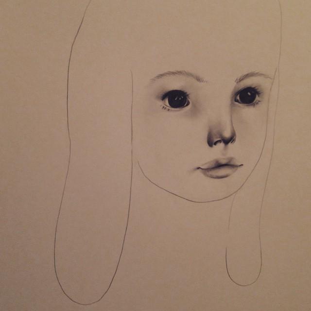 🐇#sketching