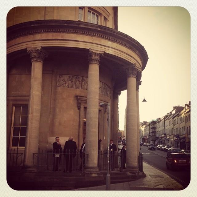 Freemasons in Bristol #freemasons 👴