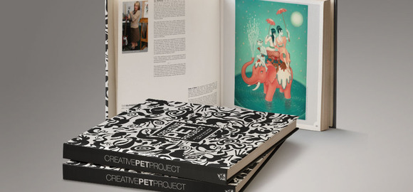 Donate to campaign to bring Art Book alive and help animal charities! Support needed to realise this dream… http://thndr.it/1bIdM3D