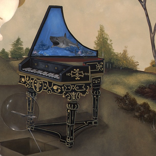 "Piano from ""Humphrey Bacon Horse"" #fancy #piano #capturedbytherightsong #lolafineart"
