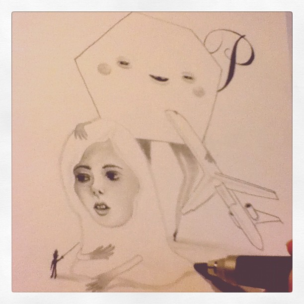 Coming soon I'm going to need your help #sketch (Taken with Instagram)