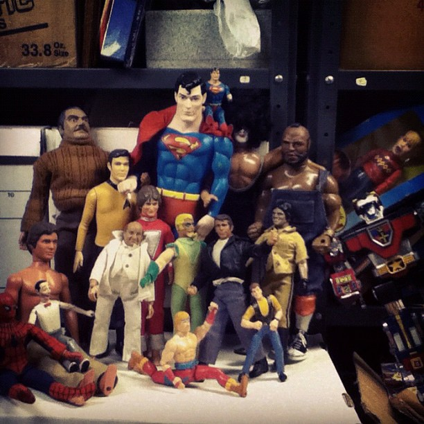 The gangs all here! (Taken with Instagram)