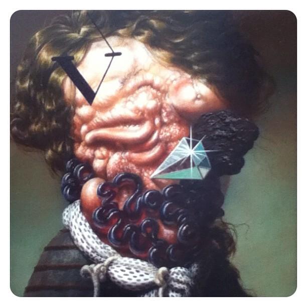 @vanMinnen at RWA Gallery (Taken with Instagram)