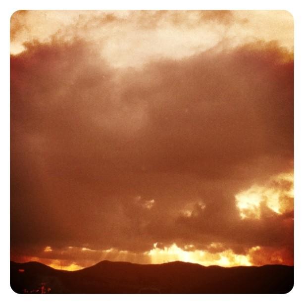Let the sun shine through (Taken with instagram)