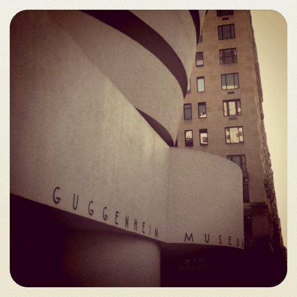 Guggenheim (Taken with instagram)