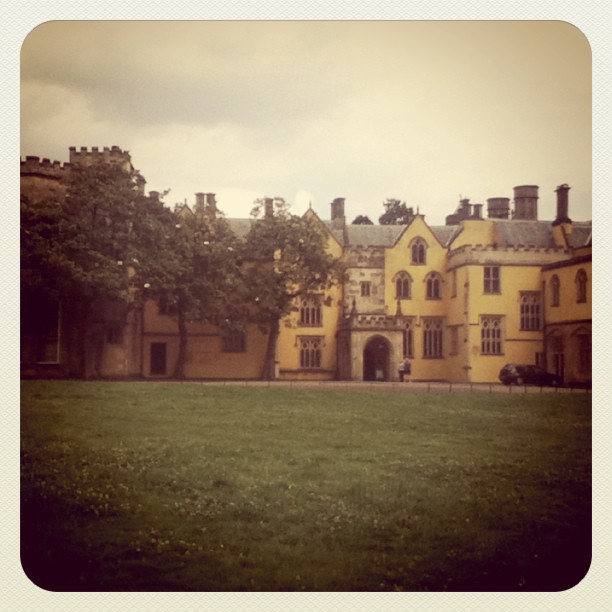 Spent yesterday exploring and lying in the grass.. Ashton Court (Taken with instagram)