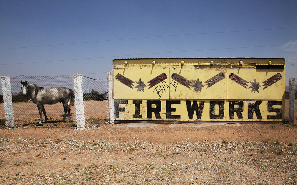 Fireworks, Van Horn TX