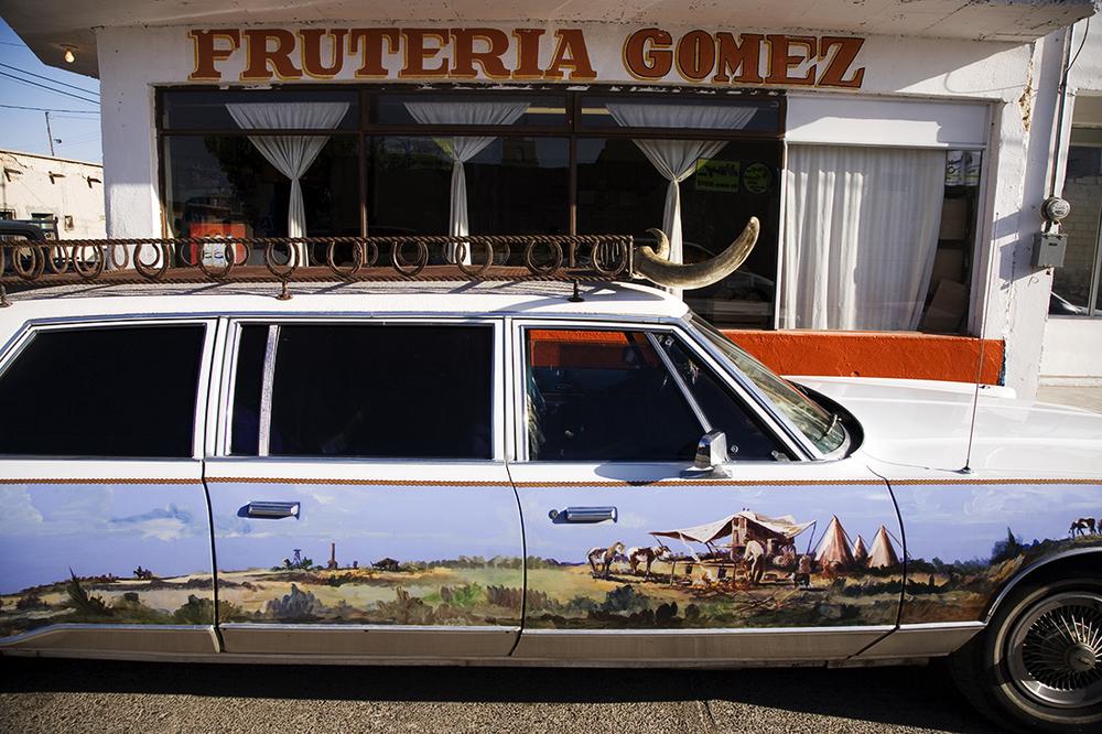 1974 Chrysler New Yorker Limousine, Ojinaga
