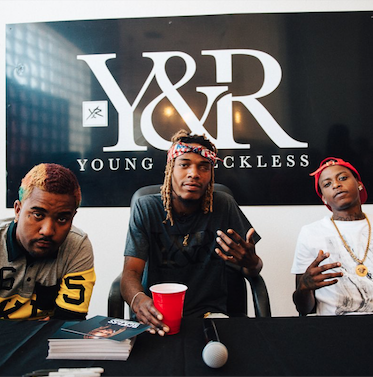 Y&R x Fetty Wap Meet and Greet