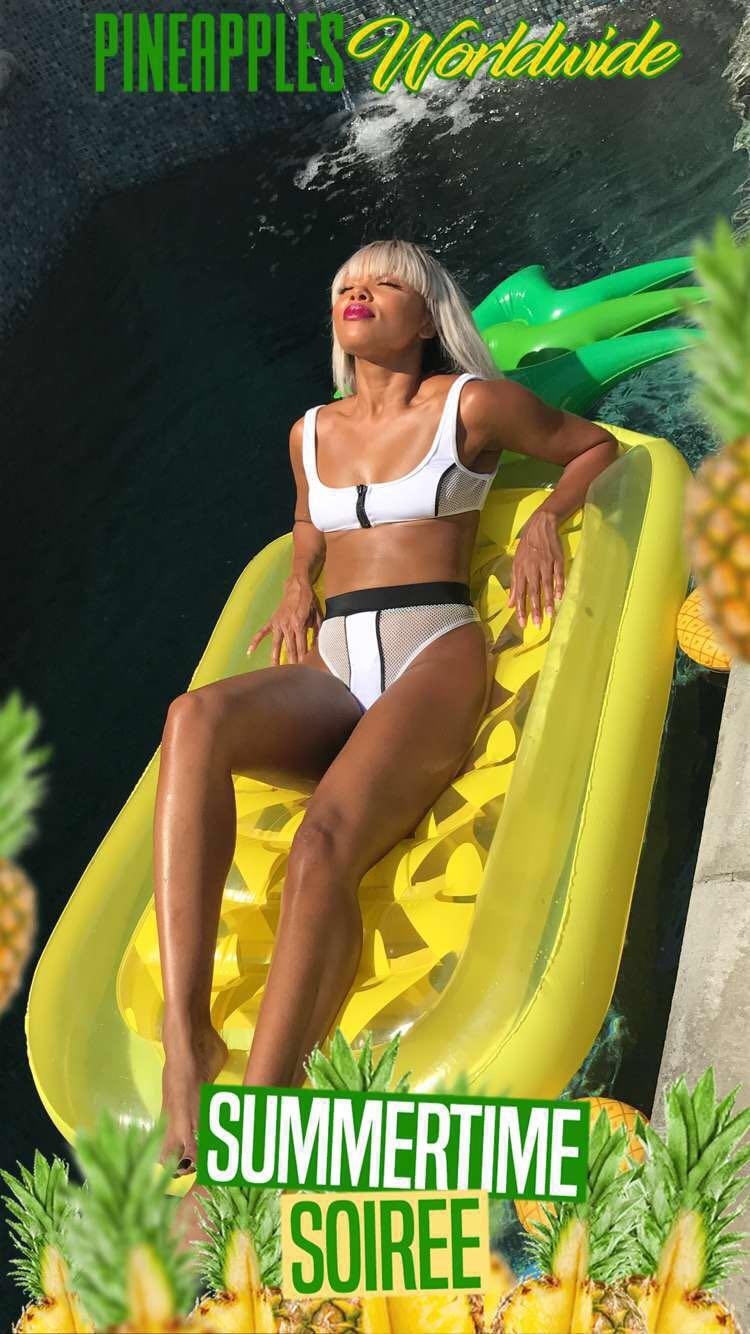 Pineapples Worldwide Summertime Soiree