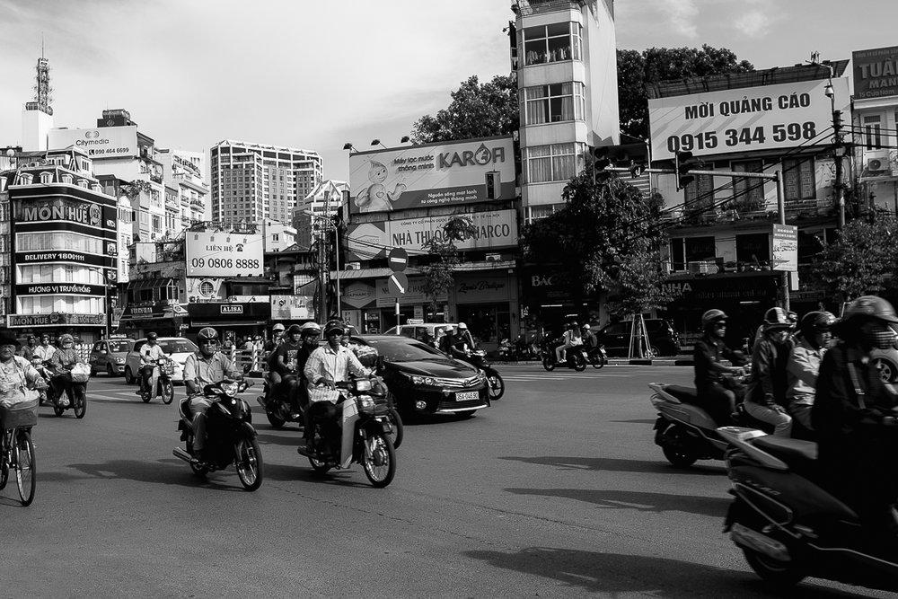 (Hanoi, Vietnam  — 2016.)