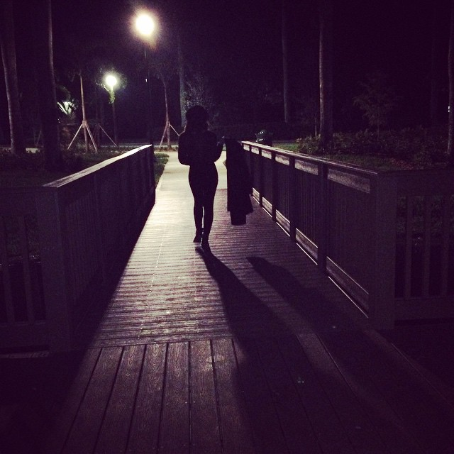 #enchanted #night.  #night #noir #soul #farewell